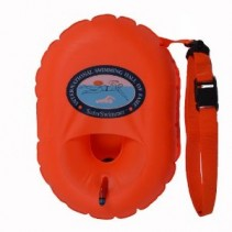 Swim Buoy with Water Bottle Cage