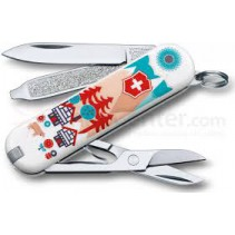 "Victorinox Classic Limited Edition ""Swiss Village"""