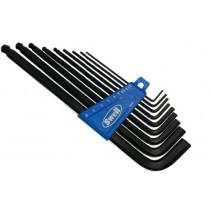 Swell Ball Point Long Arm Hex Key Set
