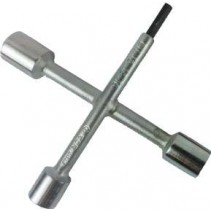 Tanaka HTK Cross Socket Wrench and Hex Key