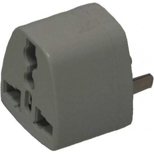 2 Flat Pin Travel Power Adapter Plug Rm7 00 Bicycle