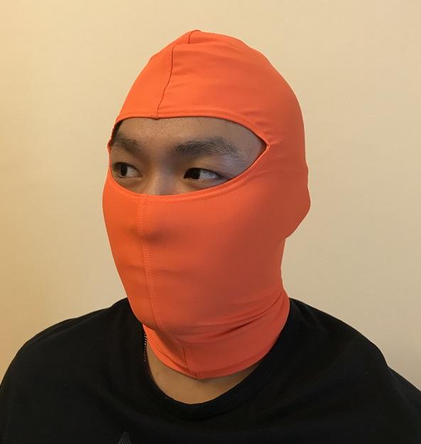 Orange Hood