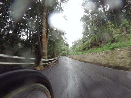 A Leisurely Cycling Trip Up Penang Hill