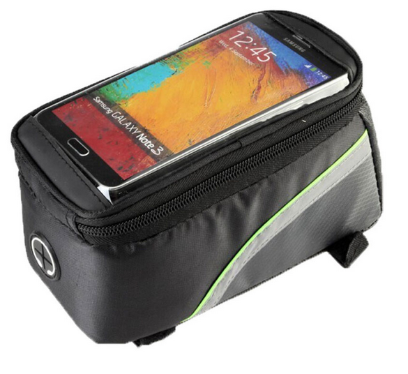 Big Reflector Top Tube Phone Bag