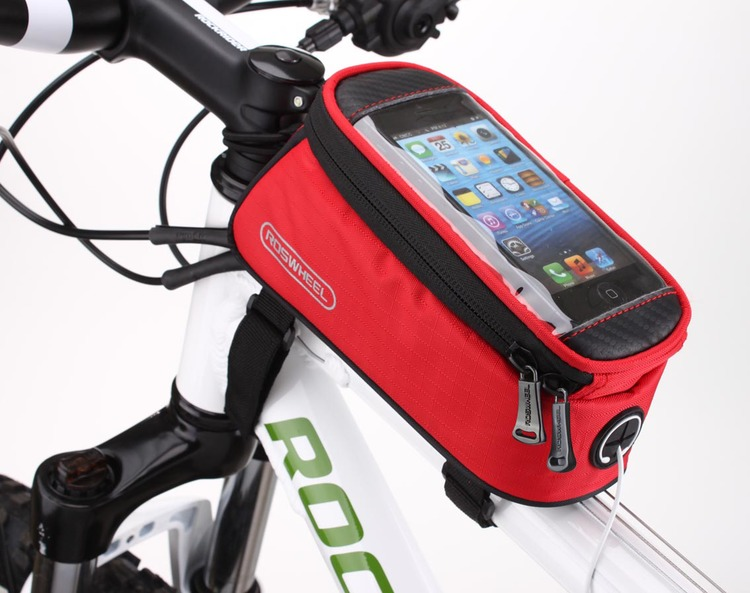 Roswheel Phone Bag Red