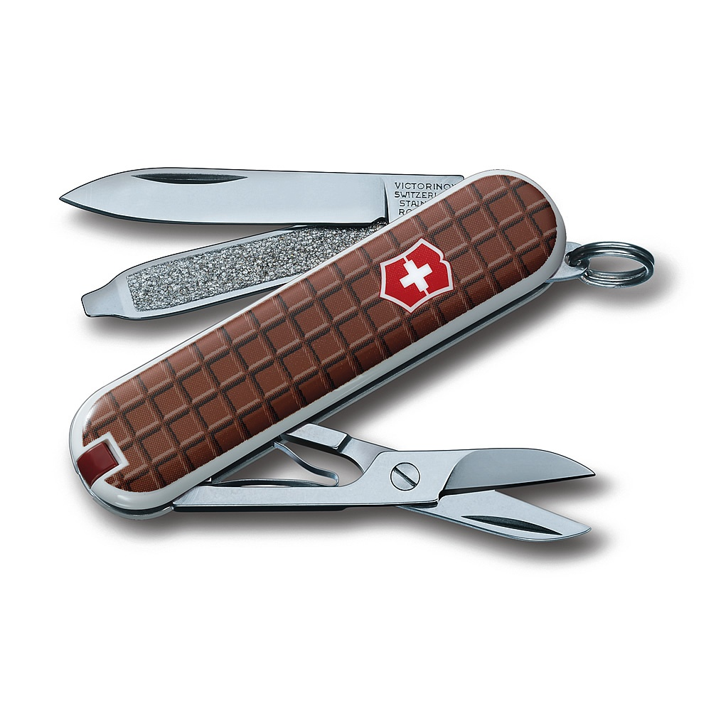 On Sale Victorinox Classic Limited Edition Quot Chocolate
