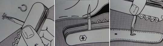 Victorinox Swiss Army Knife Ranger