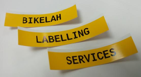 Bikelah Labelling Services