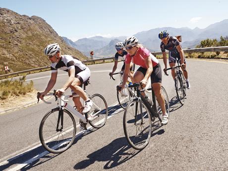 Bicycle Race Etiquette