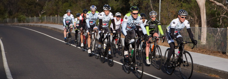Basic Rules to Group Cycling