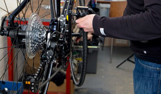 How To Adjust Your Bike Gears