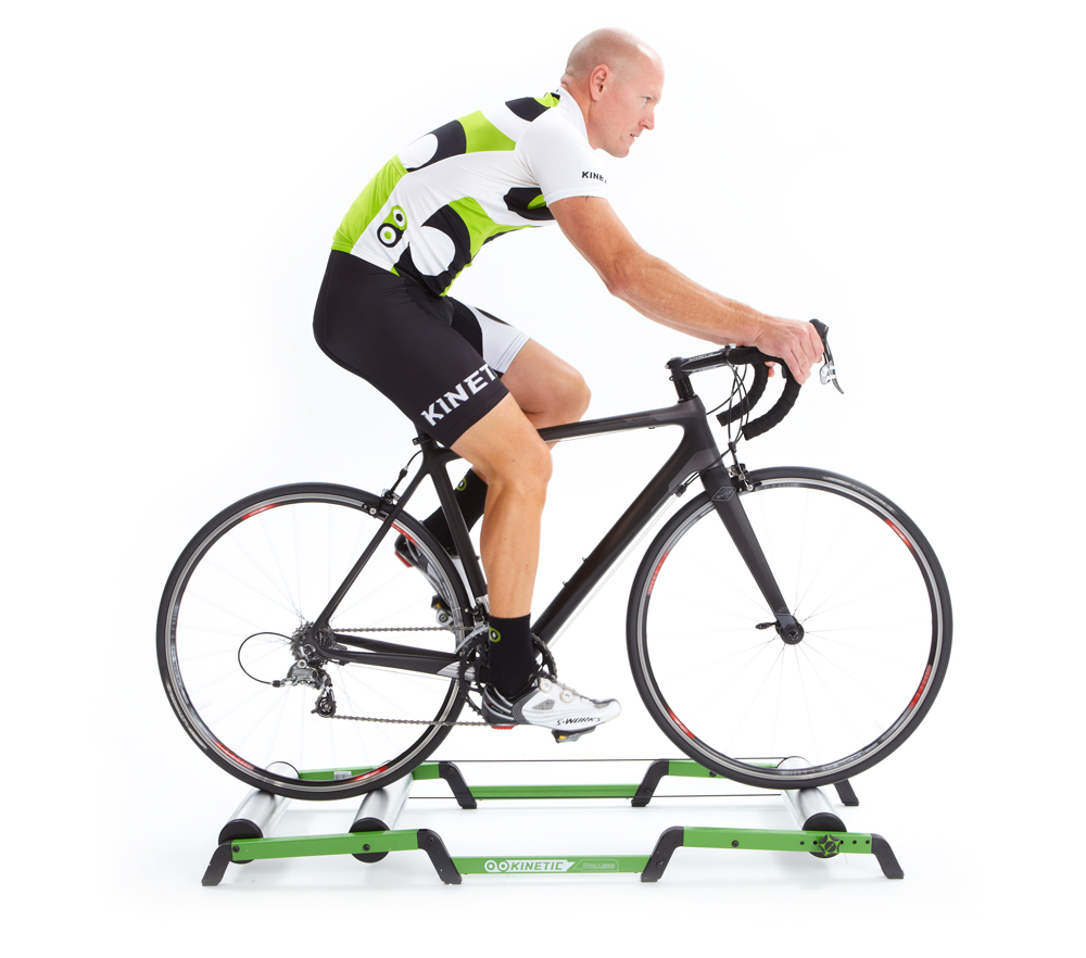 How To Use A Bike Roller