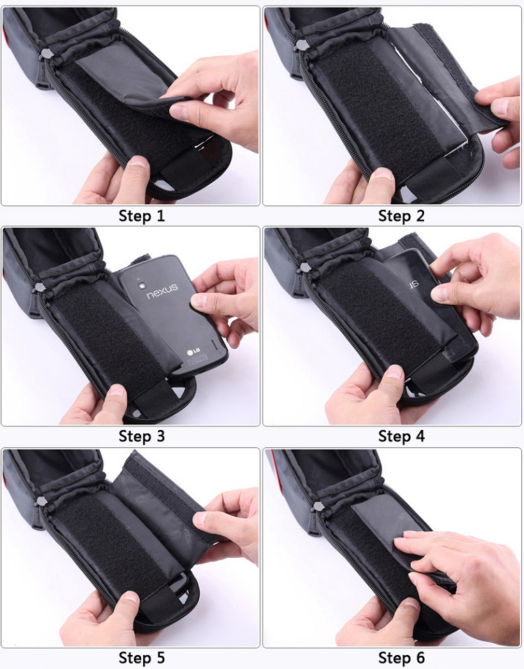 Roswheel Bag Insert Phone