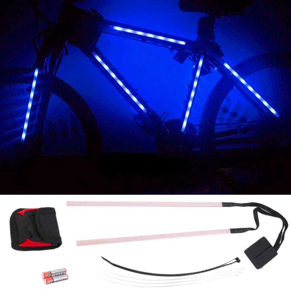 Decorative 14 Led Bike Frame Light Strips Rm50 00