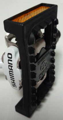 SPD Shimano Side View