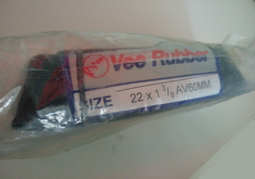Vee Rubber Tube 22