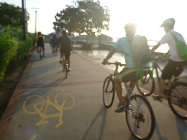 Bikelah Penang Cycling