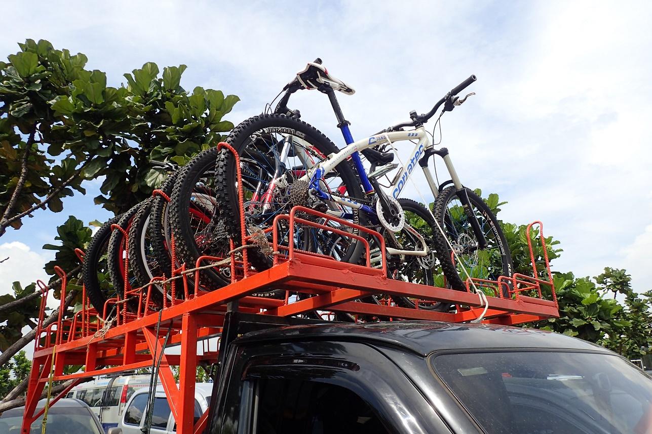 Bike La ke Toba !