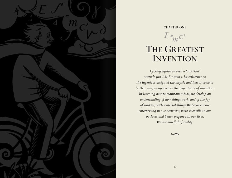 Einstein Cycling Book Preview