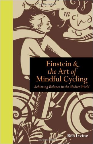 Einstein & Art of Mindful Cycling Cover