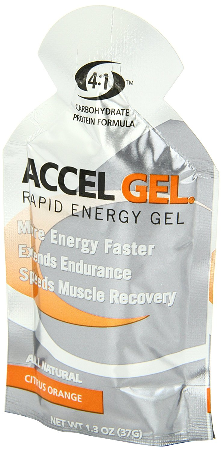 Accel Gel Citrus Orange
