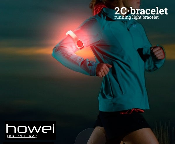 Howei Running LED Armband