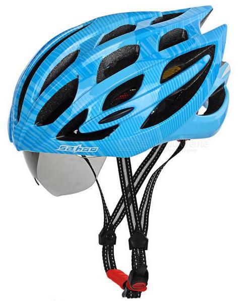 Sahoo Sky Blue Helmet