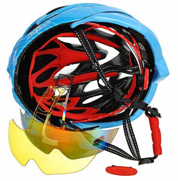 Helmet Inside Bikelah
