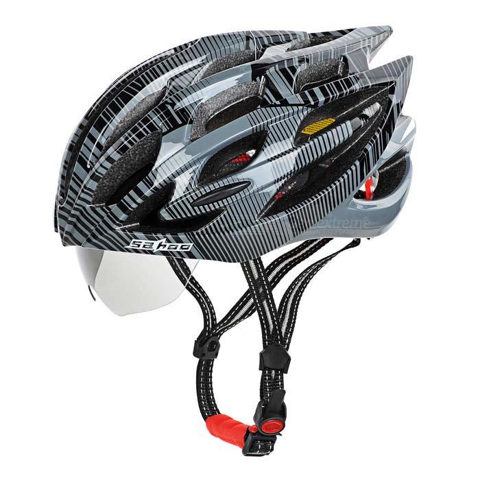 Sahoo Bike Helmet Black
