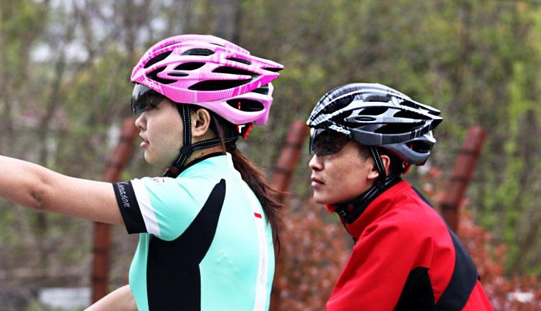 Sahoo Helmet in Action