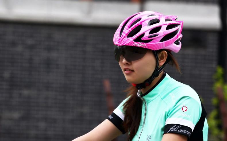 Sahoo Helmet Girl Bikelah