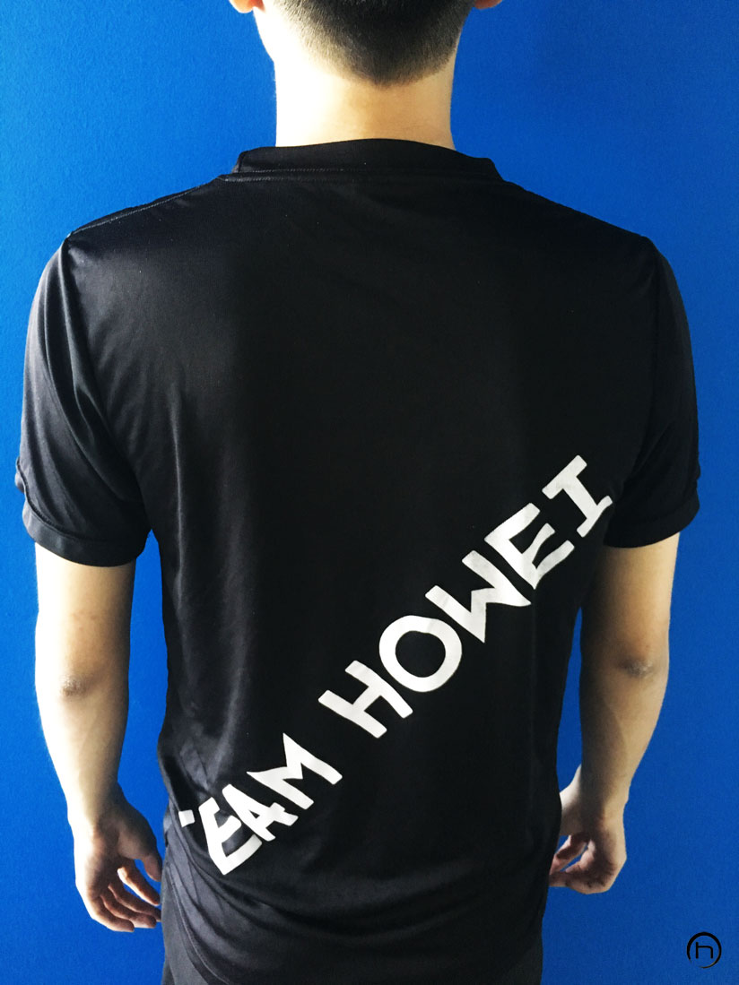 Howei Dryfit Sports Shirt