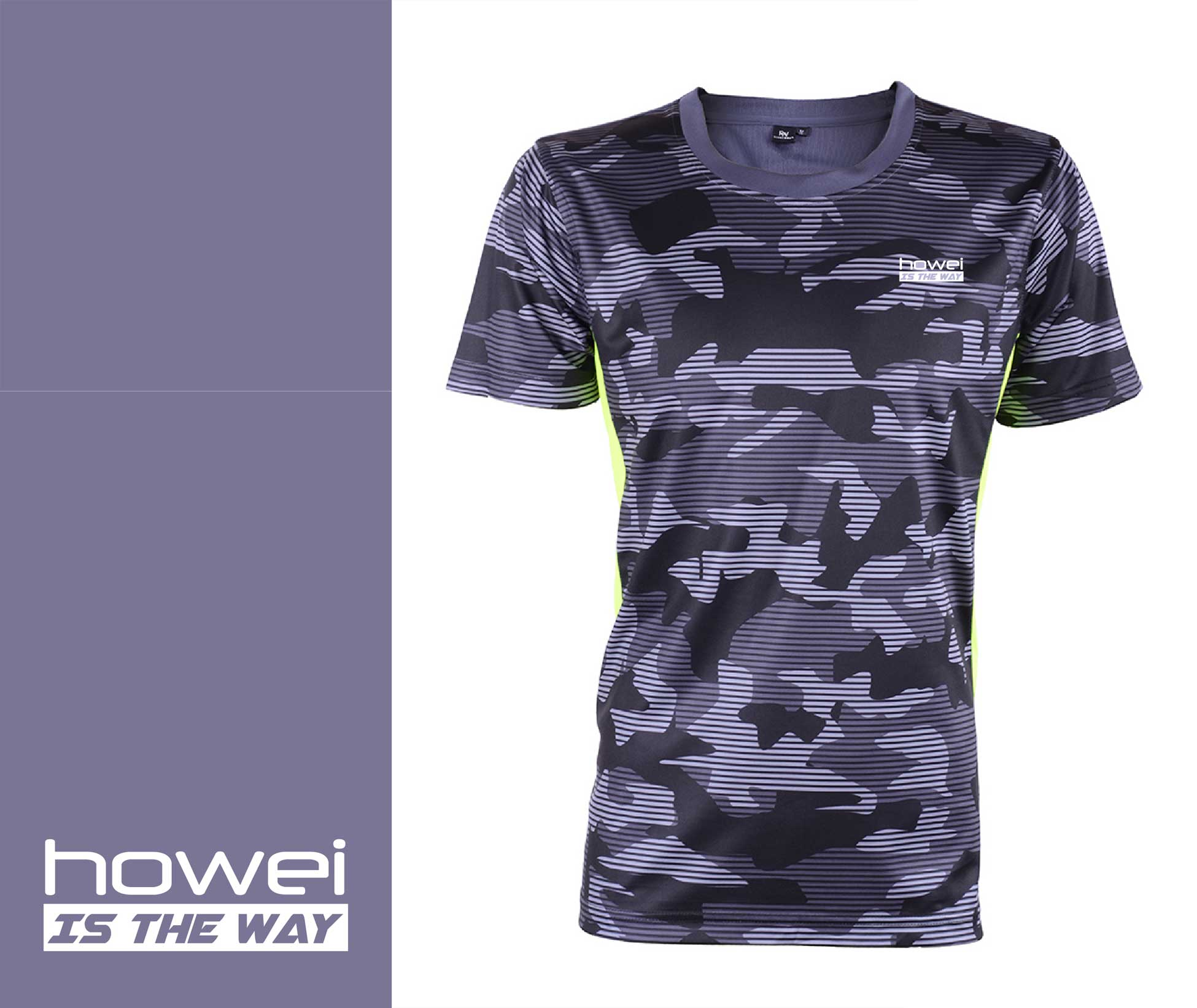 Howei Camo Shirt