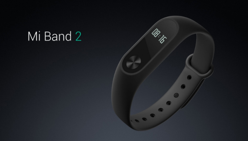 Mi Band 2 Heart Rate Monitor