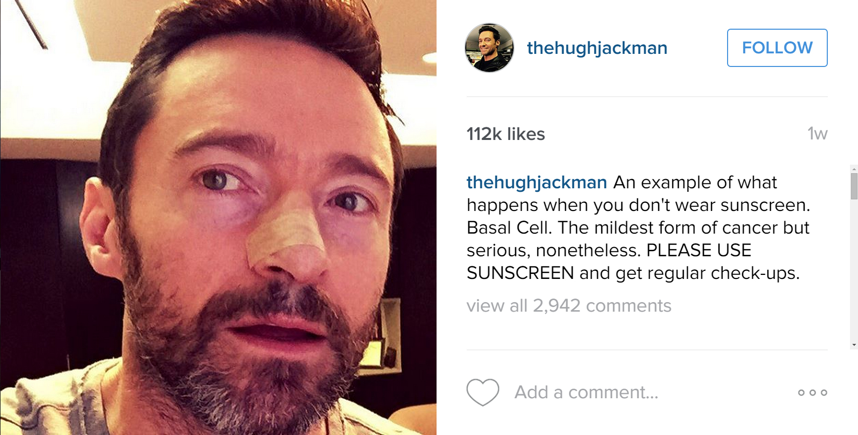 Hugh Jackman Safesea